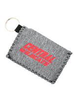 Central Jersey Card Holder Keychain
