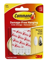 3M Command Mounting Strips