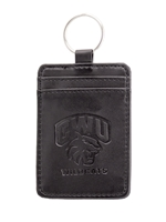 CWU ID holder with keyring