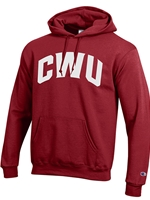 CWU Crimson Champion Hood