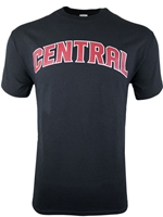 Central Black Tshirt