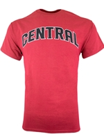 Central Crimson Tshirt