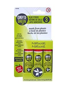 Wildcat Shop - Onyx Green Glue Sticks 3 Pack